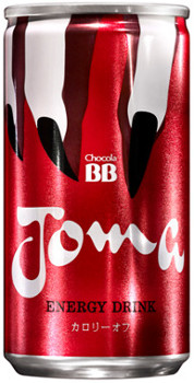 NEW ENERGY DRINK JOMA